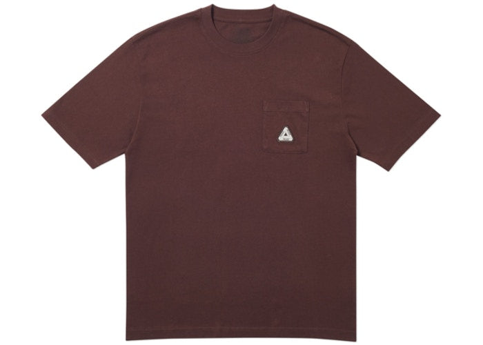 Palace Sofar Pocket T-Shirt Brown   Supreme & Sneakers resell E-Shop - Prague-Boutique.cz