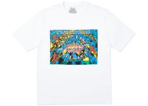 Palace Sound Mate T-Shirt White   Supreme & Sneakers resell E-Shop - Prague-Boutique.cz