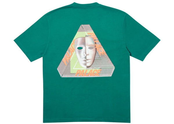 Palace Tri-bury T-shirt green   Supreme & Sneakers resell E-Shop - Prague-Boutique.cz