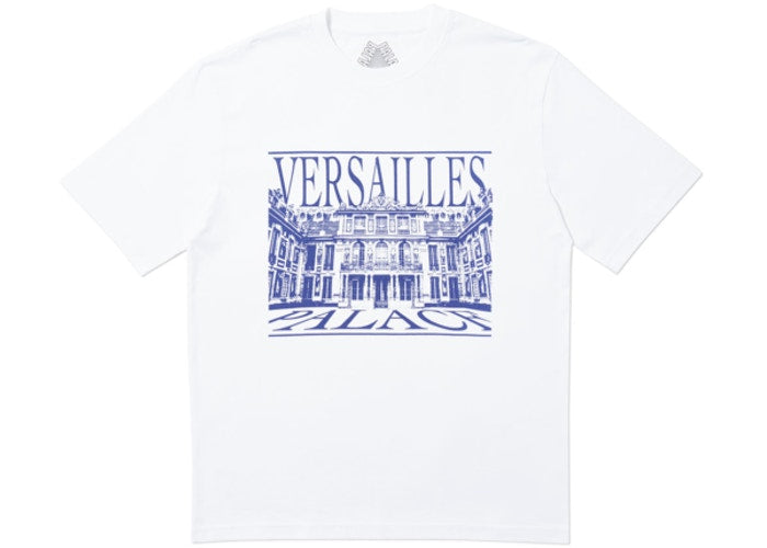 Palace Versailles T-Shirt White   Supreme & Sneakers resell E-Shop - Prague-Boutique.cz