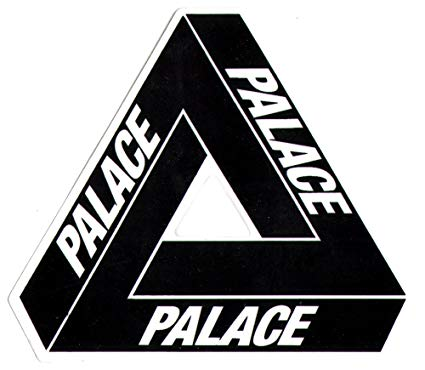 Palace Tri-Ferg Sticker   Supreme & Sneakers resell E-Shop - Prague-Boutique.cz