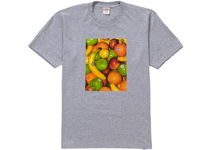 Supreme Fruit Tee Heather Grey   Supreme & Sneakers resell E-Shop - Prague-Boutique.cz