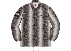 Supreme The North Face Snakeskin Taped Seam Coaches Jacket Black   Supreme & Sneakers resell E-Shop - Prague-Boutique.cz