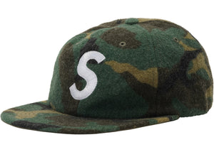 Supreme & Sneakers resell E-Shop Supreme Wool S Logo 6-Panel Supreme - Prague-Boutique.cz