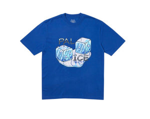 Palace Pal Ice t-shirt - blue   Supreme & Sneakers resell E-Shop - Prague-Boutique.cz
