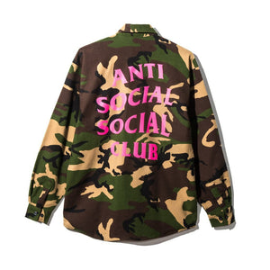 Anti Social Social Club Hey Flannel! shirt   Supreme & Sneakers resell E-Shop - Prague-Boutique.cz