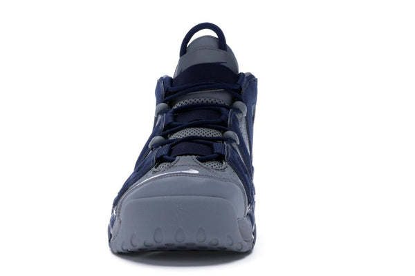 Nike Air More Uptempo Cool Grey Midnight Navy