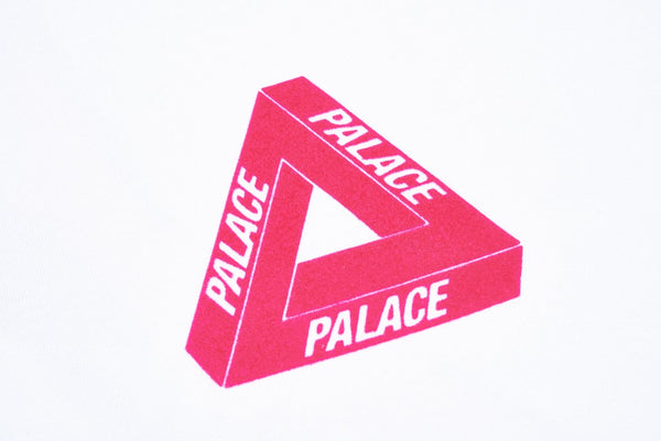 Palace Tri Tonk T-Shirt White   Supreme & Sneakers resell E-Shop - Prague-Boutique.cz