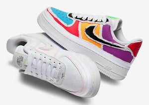 Nike Air Force 1 LX Tear Away White (W)   Supreme & Sneakers resell E-Shop - Prague-Boutique.cz