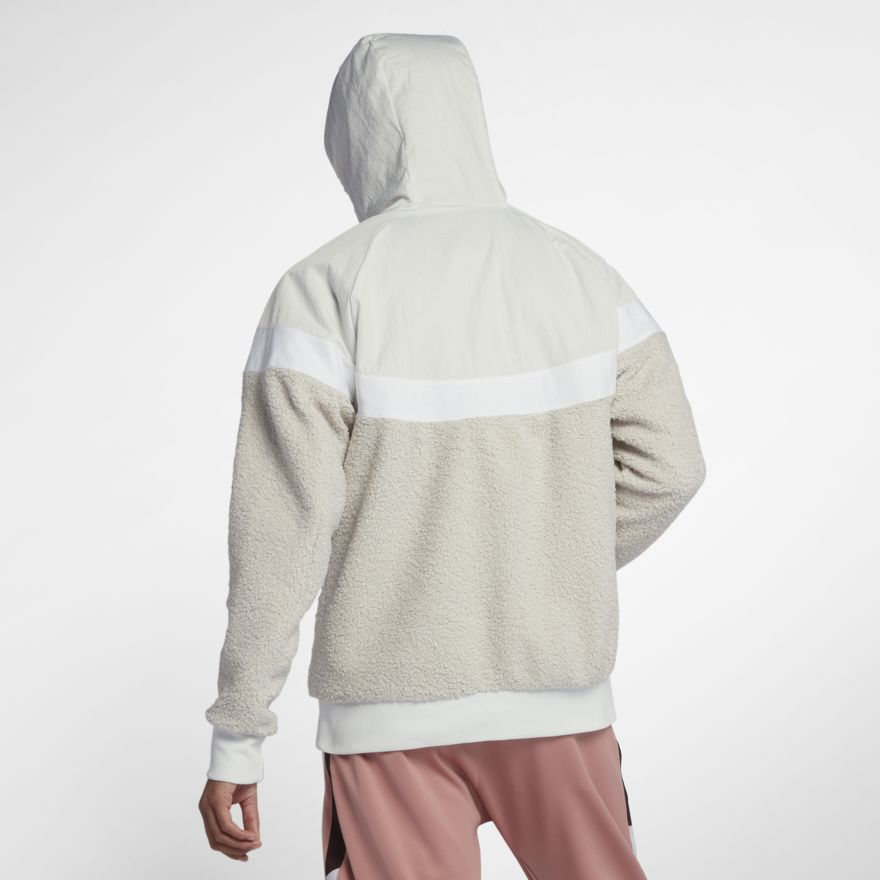 new specials find workmanship save up to 80% Nike Sportswear NSW Sherpa Windrunner