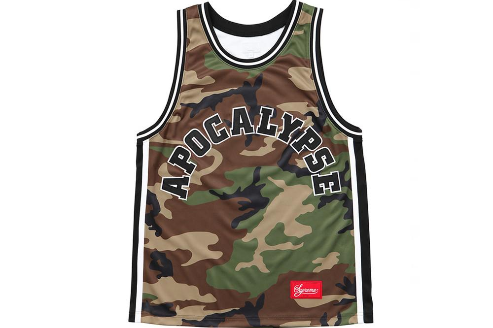 Supreme Apocalypse Jersey   Supreme & Sneakers resell E-Shop - Prague-Boutique.cz