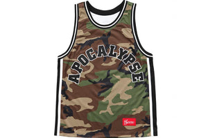 Supreme & Sneakers resell E-Shop Supreme Apocalypse Jersey Supreme - Prague-Boutique.cz