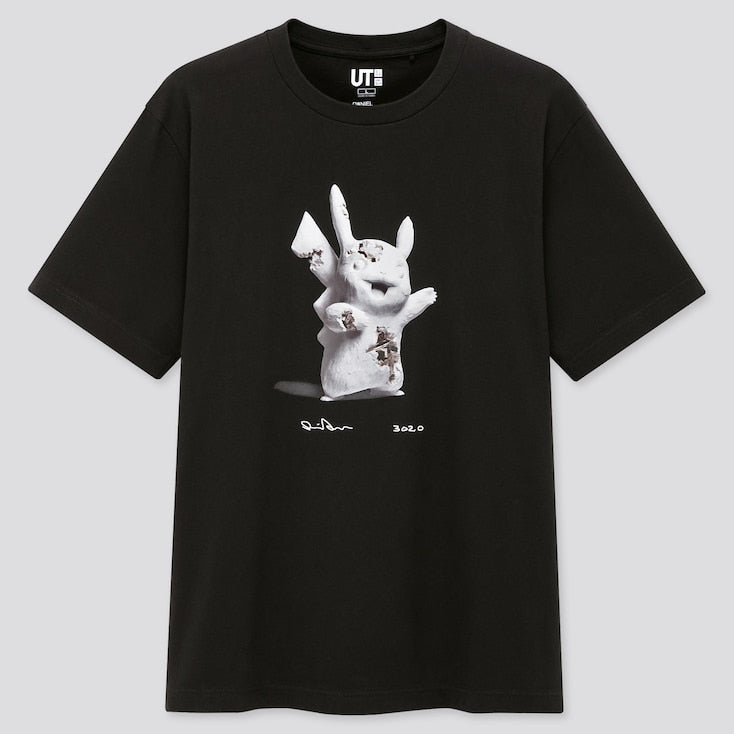 Uniqlo x Pokemon Tee - Black