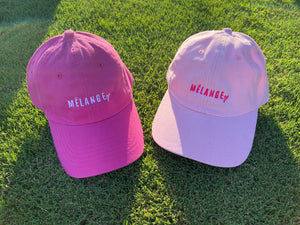 MÉLANGE DAD HATS