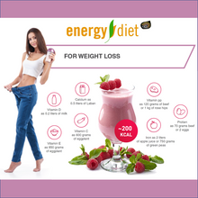 Energy Diet HD Chocolate Cocktail
