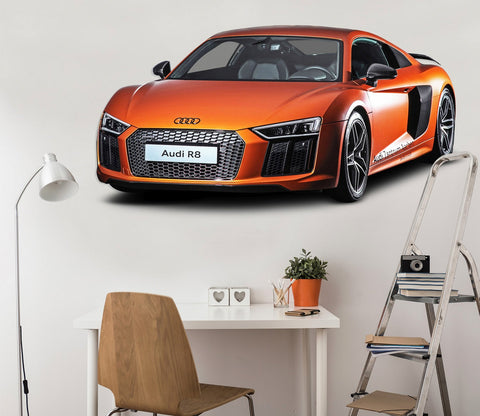 3D Audi R8 155 Vehicles Wallpaper AJ Wallpaper