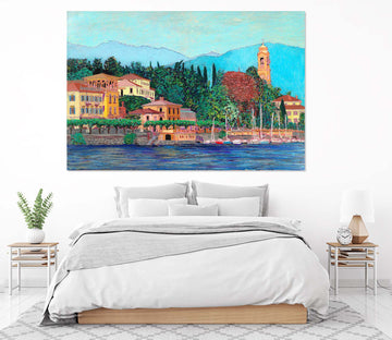 3D Forest Palace 263 Allan P. Friedlander Wall Sticker