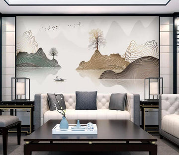 3D Abstract Art WC61 Wall Murals Wallpaper AJ Wallpaper 2