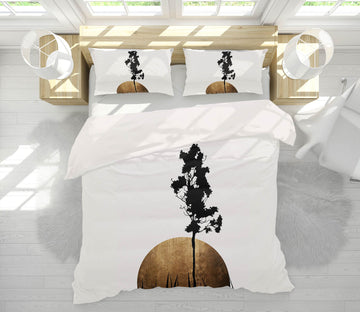 3D Tree Painting 212 Boris Draschoff Bedding Bed Pillowcases Quilt