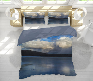 3D Lake Cloud 1022 Jerry LoFaro bedding Bed Pillowcases Quilt