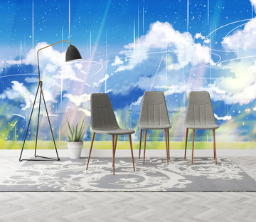 3D Weathering With You 19 Anime Wall Murals
