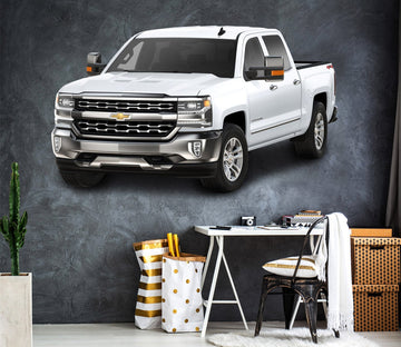 3D Chevy Silverado 0010 Vehicles Wallpaper AJ Wallpaper