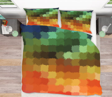3D Colored Multicultural 70172 Shandra Smith Bedding Bed Pillowcases Quilt