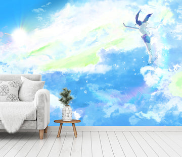 3D Weathering With You 15 Anime Wall Murals
