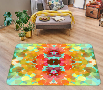 3D Swim Colors 71023 Shandra Smith Rug Non Slip Rug Mat