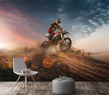 3D Motorcycle Extreme Sport 7454 Wallpaper AJ Wallpaper 2