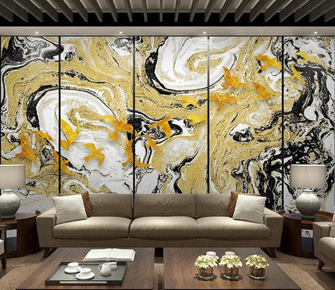 3D Abstract Art 365 Wall Murals Wallpaper AJ Wallpaper 2