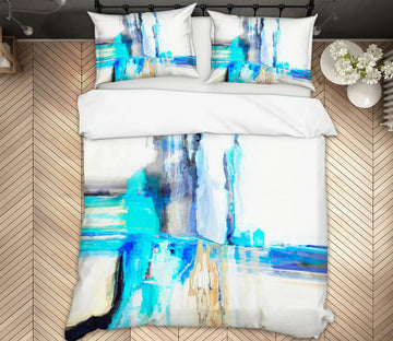 3D Abstract Art 2111 Michael Tienhaara Bedding Bed Pillowcases Quilt Quiet Covers AJ Creativity Home