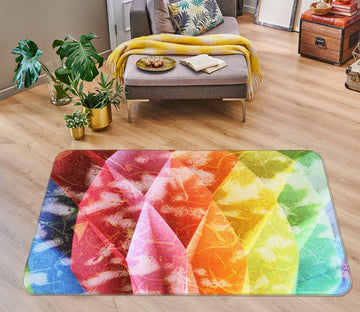 3D Color Cone 71020 Shandra Smith Rug Non Slip Rug Mat