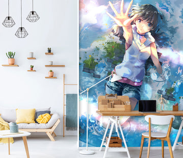 3D Weathering With You 47 Anime Wall Murals