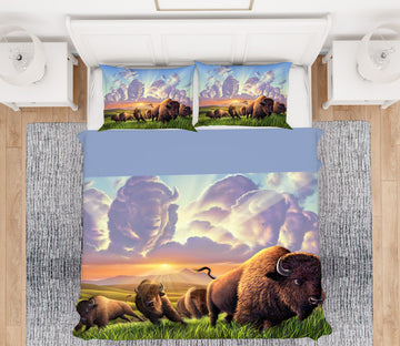3D Stampede 2133 Jerry LoFaro bedding Bed Pillowcases Quilt