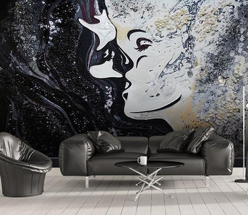 3D Abstract Character 667 Wall Murals Wallpaper AJ Wallpaper 2