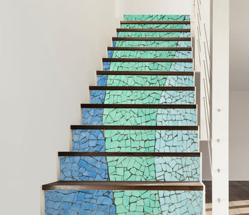 3D Gravel Puzzle 479 Stair Risers Wallpaper AJ Wallpaper