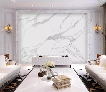 3D Marble Pattern WC07 Wall Murals