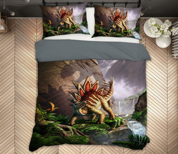3D Against The Wall 2110 Jerry LoFaro bedding Bed Pillowcases Quilt Quiet Covers AJ Creativity Home