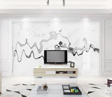 3D Abstract Paint WG1284 Wall Murals