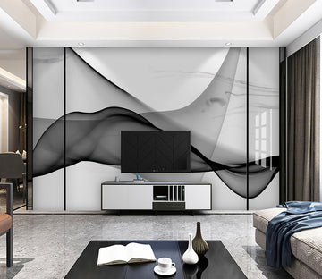 3D Abstract Ink WG471 Wall Murals