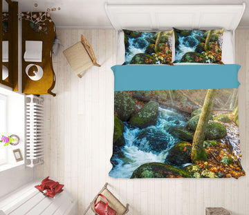 3D Forever Autumn 1008 Jerry LoFaro bedding Bed Pillowcases Quilt