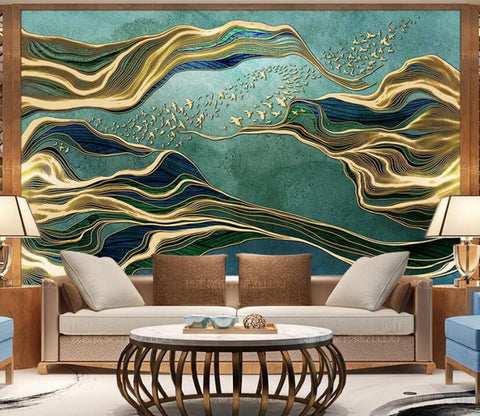 3D Abstract Art WC88 Wall Murals Wallpaper AJ Wallpaper 2