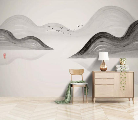3D Abstract Art WC59 Wall Murals Wallpaper AJ Wallpaper 2