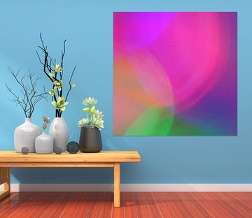 3D Colored 71102 Shandra Smith Wall Sticker