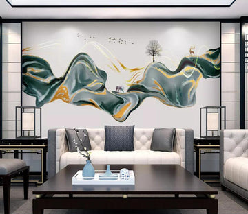 3D Abstract Art WC90 Wall Murals Wallpaper AJ Wallpaper 2