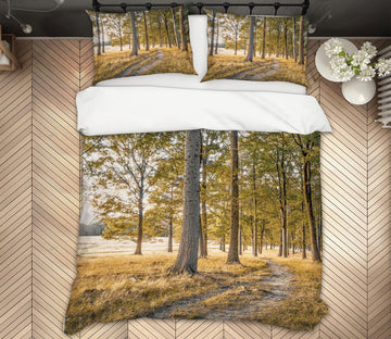 3D Weed Tree 1061 Assaf Frank Bedding Bed Pillowcases Quilt