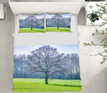 3D Lawn Tree 1053 Assaf Frank Bedding Bed Pillowcases Quilt