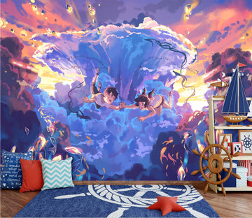 3D Weathering With You 38 Anime Wall Murals
