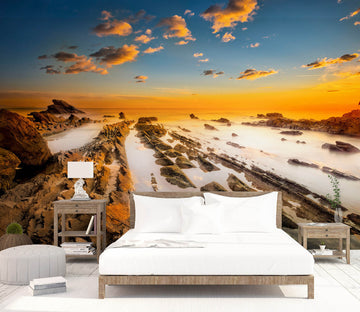 3D Stone River 1415 Marco Carmassi Wall Mural Wall Murals